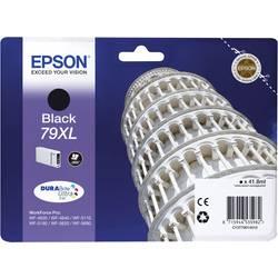 Náplň do tlačiarne Epson T7901, 79XL C13T79014010, čierna