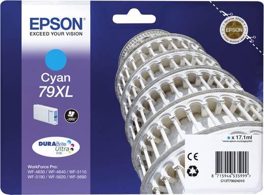Epson Tinte T7902, 79XL Original Cyan C13T79024010