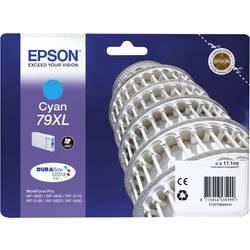 Náplň do tlačiarne Epson T7902, 79XL C13T79024010, zelenomodrá