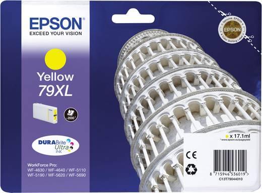 Epson Tinte T7904, 79XL Original Gelb C13T79044010