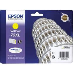 Náplň do tlačiarne Epson T7904, 79XL C13T79044010, žltá