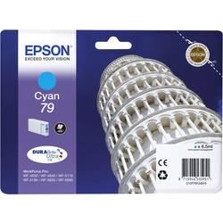 Náplň do tlačiarne Epson T7912, 79 C13T79124010, zelenomodrá