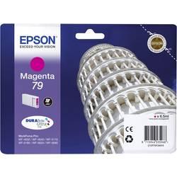Náplň do tlačiarne Epson T7913, 79 C13T79134010, purpurová