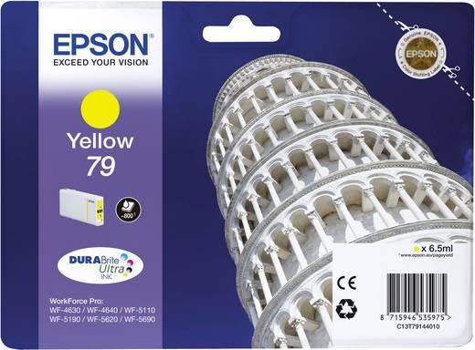 Epson Tinte T7914, 79 Original Gelb C13T79144010