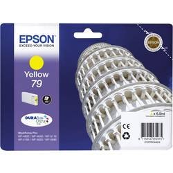 Náplň do tlačiarne Epson T7914, 79 C13T79144010, žltá