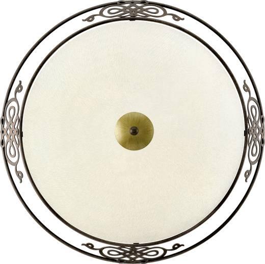 Wandleuchte E27 180 W Halogen EGLO MESTRE 86713 Gold, Weiß, Braun-antik
