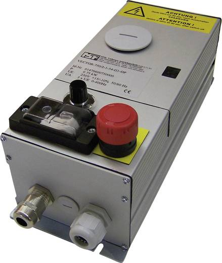 Frequenzumrichter MSF-Vathauer Antriebstechnik Vec 1100/2-1-54-G1-NA-UA 1.1 kW 1phasig 230 V