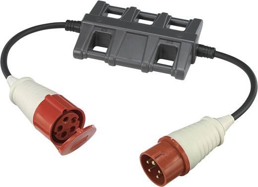 Messadapter [ CEE-Stecker - CEE-Kupplung] VOLTCRAFT CLA-3L 16