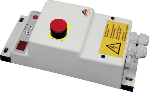 MSF-Vathauer Antriebstechnik Frequenzumrichter VECTOR Basic 370/2-1-44-G5-NA 0.37 kW 1phasig 230 V