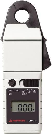 Stromzange, Hand-Multimeter digital Beha Amprobe LH41A AC/DC Kalibriert nach: ISO CAT III 300 V Anzeige (Counts): 4000
