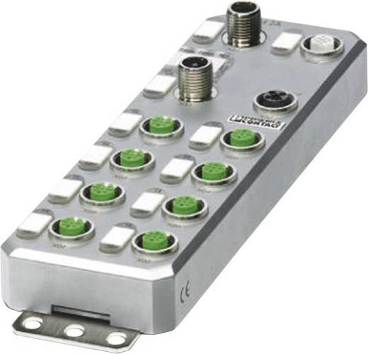 SPS-Erweiterungsmodul Phoenix Contact AXL E PN DI8 DO4 2A M12 6P 2701512 24 V/DC