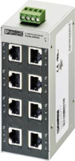 Phoenix Contact Industrial Ethernet Switch FL SWITCH SFN 8TX-NF Anzahl Ethernet Ports: 8