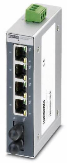 Phoenix Contact Industrial Ethernet Switch FL SWITCH SFNB 4TX/FX ST Anzahl LWL Ports: 1 Anzahl Ethernet Ports: 4