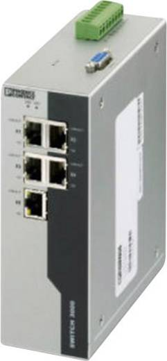Phoenix Contact Industrial Ethernet Switch FL SWITCH 3005 Anzahl Ethernet Ports: 5