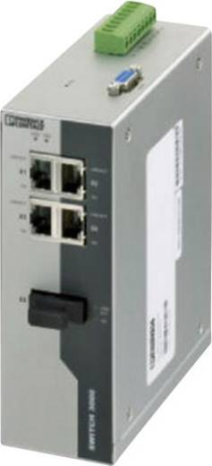 Phoenix Contact Industrial Ethernet Switch FL SWITCH 3004T-FX Anzahl LWL Ports: 1 Anzahl Ethernet Ports: 4