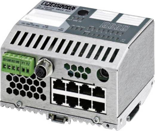 Phoenix Contact Industrial Ethernet Switch FL SWITCH SMCS 8TX Anzahl Ethernet Ports: 8