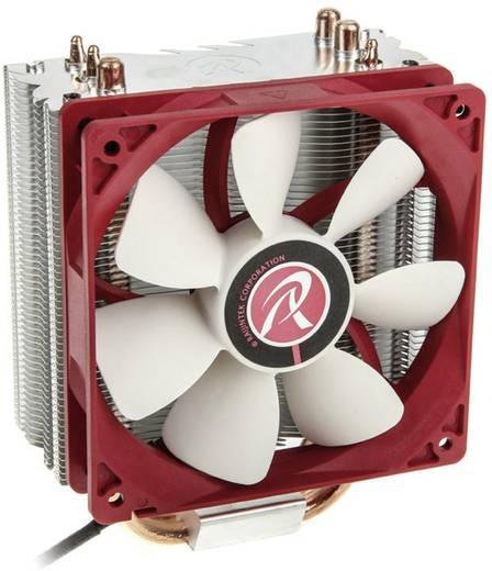CPU-Kühler mit Lüfter Raijintek Themis Heatpipe