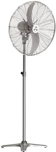 Standventilator CasaFan WM2 Stand Eco 123 W (Ø x H) 65 cm x 158 cm Silber-Grau, Chrom (glänzend)
