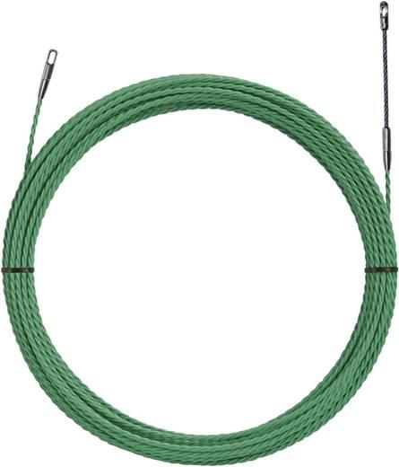 Polyester-Einziehband grün, Ø 4,5 mm 52055293 Klauke 1 St.