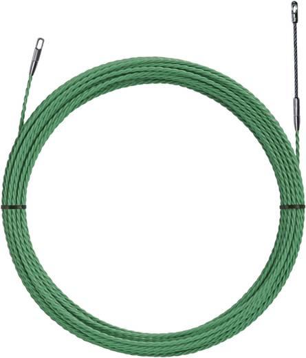 Polyester-Einziehband grün, Ø 4,5 mm 52055294 Klauke 1 St.