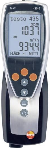 Luftfeuchtemessgerät (Hygrometer) testo 435-2 0 % rF 100 % rF Kalibriert nach: Werksstandard (ohne Zertifikat)