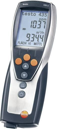 Luftfeuchtemessgerät (Hygrometer) testo 435-2 0 % rF 100 % rF Kalibriert nach: Werksstandard