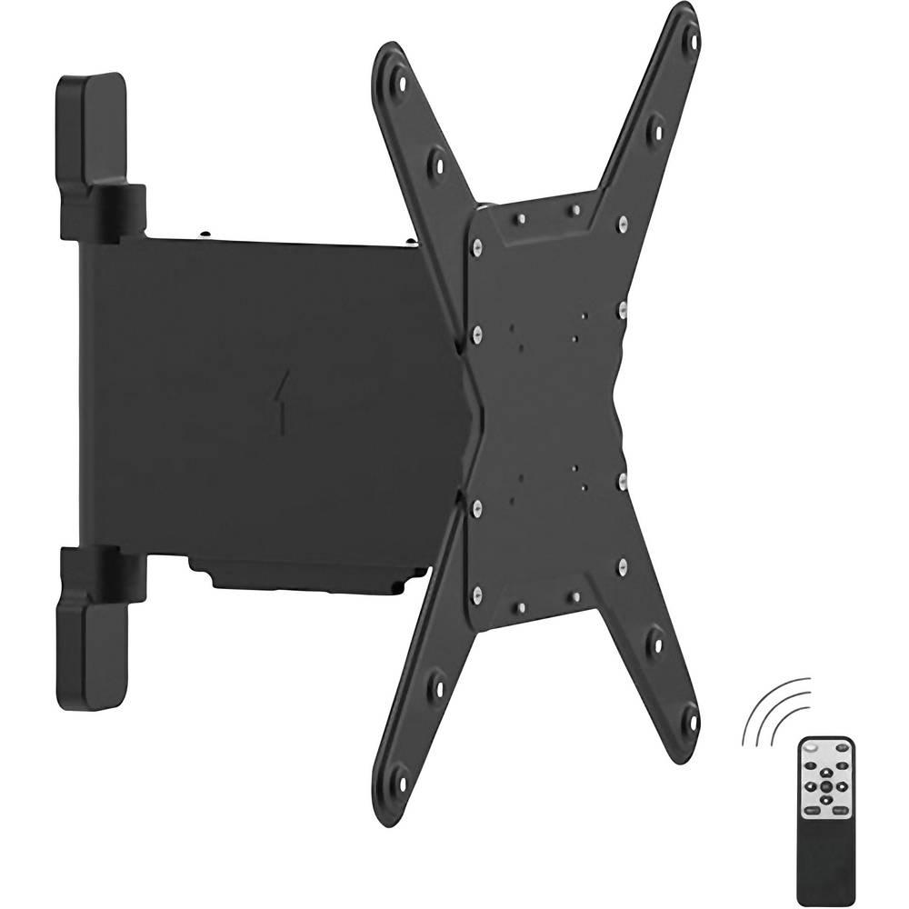 tv wandhalterung 81 3 cm 32 139 7 cm 55 schwenkbar motorisiert speaka professional mit. Black Bedroom Furniture Sets. Home Design Ideas