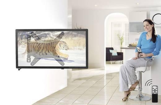"""TV-Wandhalterung 81,3 cm (32"""") - 139,7 cm (55"""") Schwenkbar, Motorisiert SpeaKa Professional Mit Fernbedienung, Ausziehba"""