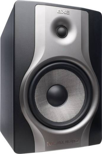 Aktiver Monitor-Lautsprecher 20.32 cm 8 Zoll M-Audio BX8 Carbon 130 W 1 St.