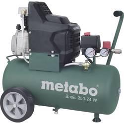 Piestový kompresor Metabo Basic 250-24 W 601533000, objem tlak. nádoby 24 l