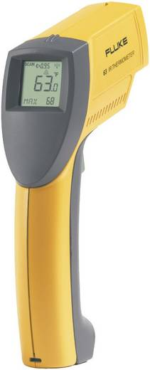 Infrarot-Thermometer Fluke 63 Optik 12:1 -32 bis +535 °C Kalibriert nach: DAkkS