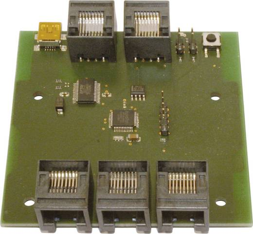BiDiB-Interface Fertigbaustein, mit Gehäuse TAMS Elektronik 44-05107-01-C