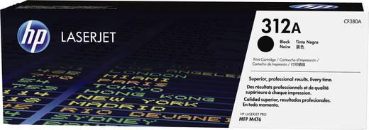 HP Toner 312A CF380A Original Schwarz 2400 Seiten
