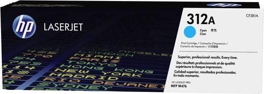 HP Toner 312A CF381A Original Cyan 2700 Seiten
