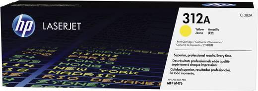 HP Toner 312A CF382A Original Gelb 2700 Seiten