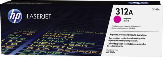 HP Toner 312A CF383A Original Magenta 2700 Seiten