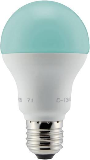 LED E27 Glühlampenform 4.8 W RGB (Ø x L) 60 mm x 110 mm EEK: n.rel. Renkforce colorchanging, Double-Click-Funktion 1 St.