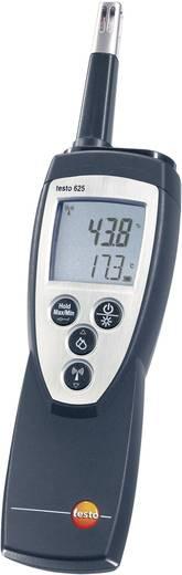 testo 625 Luftfeuchtemessgerät (Hygrometer) 0 % rF 100 % rF Taupunkt-/Schimmelwarnanzeige Kalibriert nach: ISO