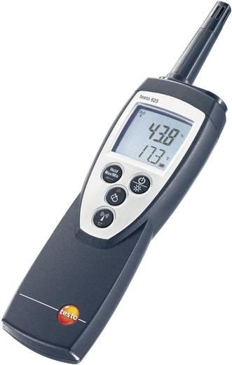 testo 625 Luftfeuchtemessgerät (Hygrometer) 0 % rF 100 % rF Taupunkt-/Schimmelwarnanzeige Kalibriert nach: DAkkS