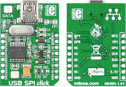 Entwicklungsboard MikroElektronika MIKROE-1204