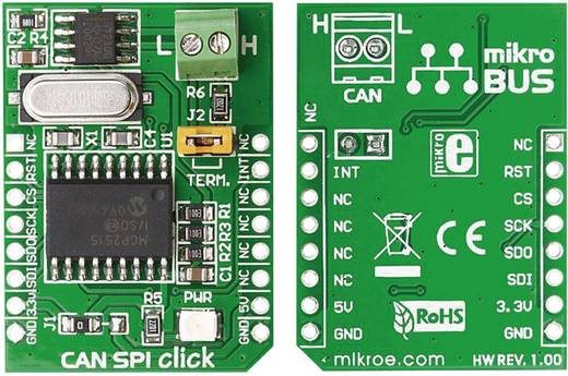 Entwicklungsboard MikroElektronika MIKROE-986