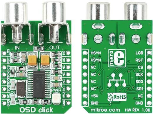 Erweiterungsboard MikroElektronika MIKROE-1366