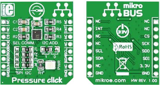 Erweiterungsboard MikroElektronika MIKROE-1422