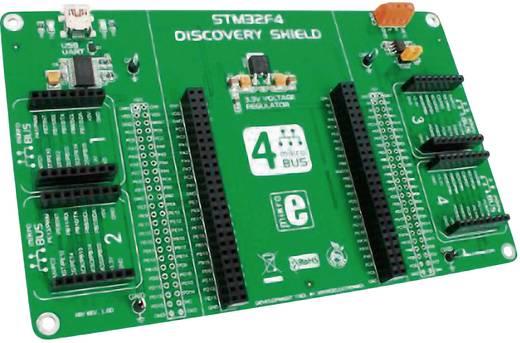 Prototyping-Board MikroElektronika MIKROE-1481