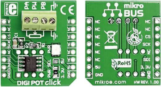 Entwicklungsboard MikroElektronika MIKROE-923