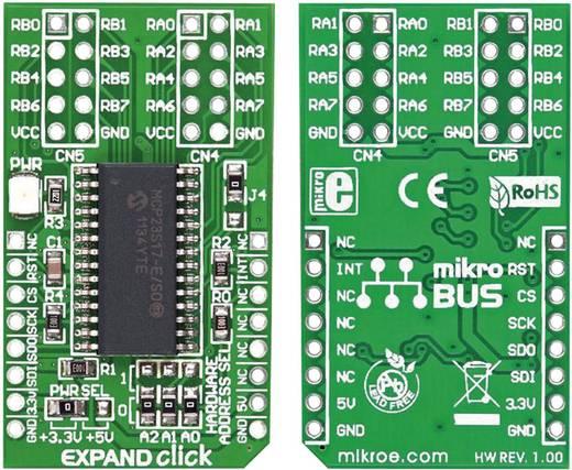Entwicklungsboard MikroElektronika MIKROE-951