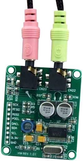Entwicklungsboard MikroElektronika MIKROE-506