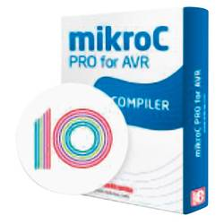 Image of MikroElektronika AVR-Compiler MikroC PRO Programmierung