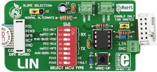 Entwicklungsboard MikroElektronika MIKROE-235