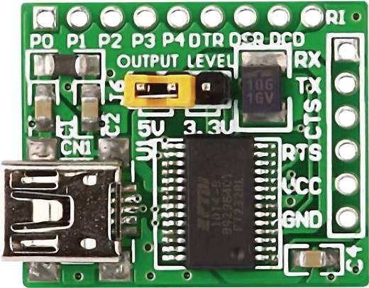 Entwicklungsboard MikroElektronika MIKROE-483